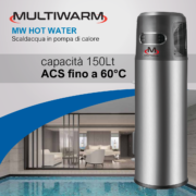 scaldacqua in pdc MW hotwater